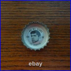 Rare 1966 TAB Coca Cola JOE NAMATH New York Jets All-Star Bottle Cap