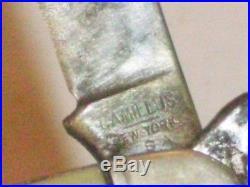 Rare Camp Glo Camillus New York u. S. A. Folding pocket knife. Bottle opener