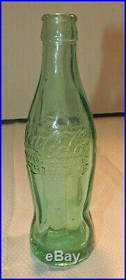 Rare Coca Cola Nov. 16,1915 Bottle Binghamton N. Y. Porter's Rated R +