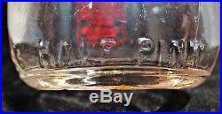 Rare! Half pint 1956 pre Woodstock Yasgur Farms Bethel NY dairy milk bottle