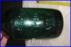 Rare John. H. Gardner & Son / Sharon Springs / N. Y Sharon Sulphur Water Bottle