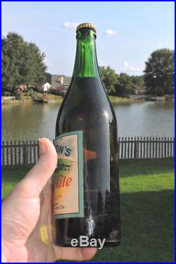 Rare Original Unopened Coca Cola Anderson's Ginger Ale Rochester, New York
