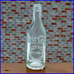 Rare Rochester, New York NY COCA-COLA straight side Root soda bottle FREE SHIP