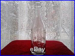 Rare Slug Plate Coca Cola Bottle Shoulder Script Goshen, New York