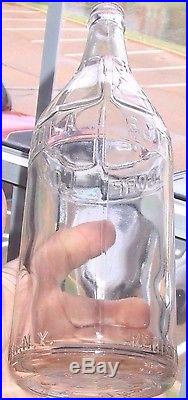 Rare Straight Side Coca Cola Bottle A. L. Anderson Rochester, N. Y. Nice