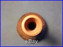 Rare Tokoname Vase/Bottle Marked Ricksecker Perfumer New York