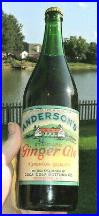 Rare Unopened Coca Cola Anderson's Ginger Ale Rochester, New York Mint