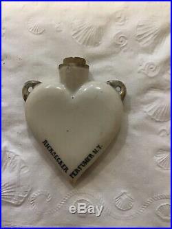 Ricksecker Perfumer Bottle N. Y