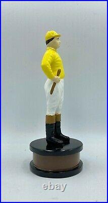 The 21 Club New York NY Style Vintage Equestrian Jockey Bottle Opener Barware