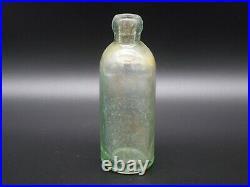 The Emmel Bottling Works Sag Harbor, NY Hutchinson Bottle