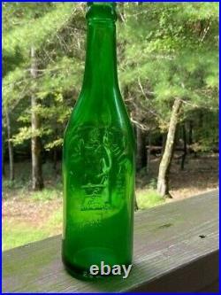 The Owl Drug Co. Green Bottle San Francisco New York Chicago