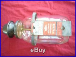 Trico Windshield Washer Wiper Accessory NOS Washer Pump Jar Bottle