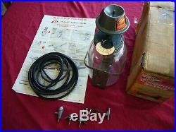 Trico Windshield Washer Wiper Accessory NOS Washer Pump Jar Bottle GM Kit