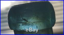 Troy, Ny Cleminshaw Philadelphia XXX Porter & Ale Crude Ring Top 1860 Aqua Bottle