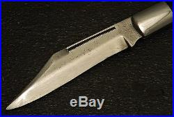 VINTAGE 1920's Continental Cutlery Co NY (ROBESON) BIG COKE BOTTLE HUNTER KNIFE