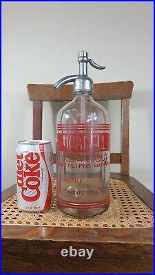 Very Rare Hornell Coca Cola Westbury New York With Super Rare Matching Top