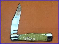 Vintage 1920's-30's OLCUT Union Cut Co Olean NY Ka-Bar Coke Bottle Knife