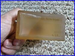 Vintage CHRISTIAN DIOR NEW YORK 4 oz Perfume Large Bottle, Rare, Sealed