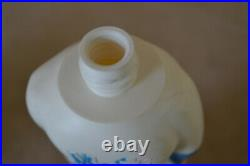 Vintage NY Mets Mr Met Bubble Fun Bath Shampoo Bottle Rare Soft Rubber Head