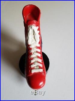Vintage New York Rangers Hockey Skate Bottle Opener NHL Scott Products 1969 Vtg