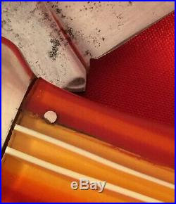 Vintage Olcut Olean New York coke bottle candy stripe pocket knife 1911-14 rare