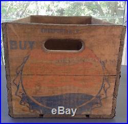 Vintage Pepsi Cola Crate Double Dot Bottle Cap, Freeport NY